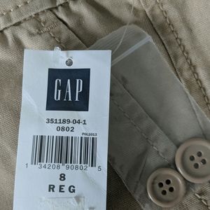GAP Pants - GAP Straight Flare khaki